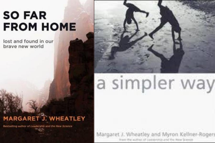 Boeken van Margaret Wheatley